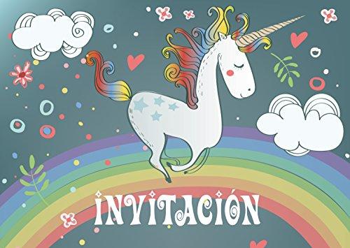 Edition Colibri 10 Invitaciones en español