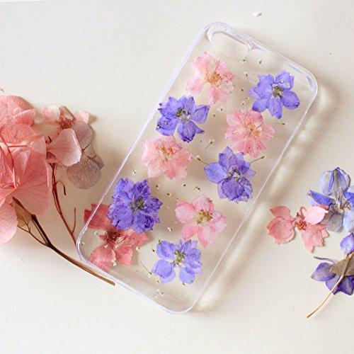 Custom Étui pour téléphone iPhone 6/6S véritable fleur fleurs sauvages et coque iphone 6Coque pour iPhone 6S 11,9cm