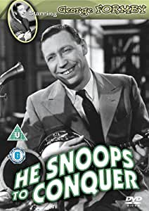He Snoops to Conquer [DVD] [1944]