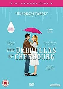 Umbrellas Of Cherbourg - 50th Anniversary Edition (2 Discs) [DVD] [1964]
