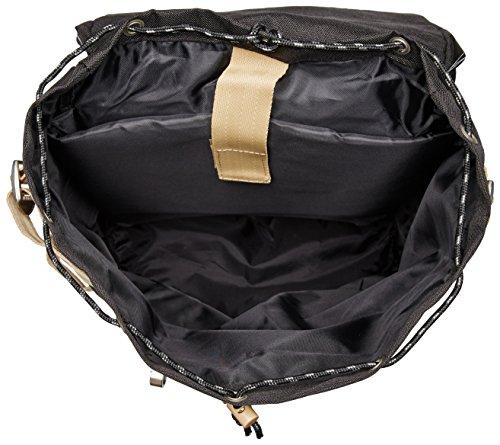 Poler Unisex Rucksack Black