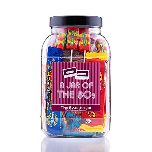 A Jar of The 80s Sweets