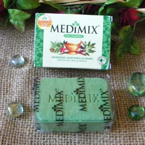 Savon ayurvedique Medimix - 18 plantes