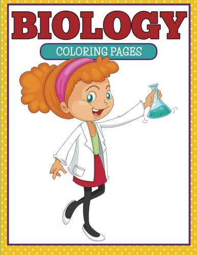 Biology Coloring Book (Human Anatomy Edition)