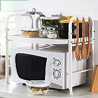 estantería TIAMO Home Store Cocina Microondas Racks Rack Rack Rack Estantes  2 - Store Shelves Microondas 9318b88356e4