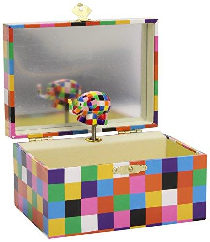 Trousselier Caja de música, diseño Elmer S91064