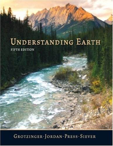 Understanding Earth by John Grotzinger (2-May-2006) Paperback