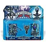 Skylanders: Trap Team - Elemental Pack (Knight Mare - Dark, Midnight Museum, Spider-Dark)