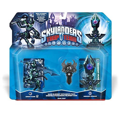 Skylanders Trap Team Elemental Pack: Buio - Day-One Edition