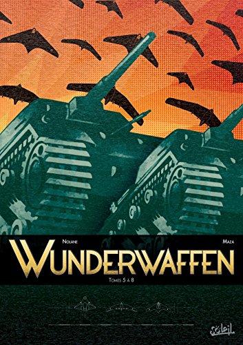Wunderwaffen - Coffret plein T05 à 08