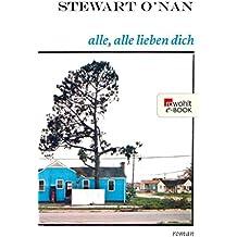 Alle, alle lieben dich (German Edition)
