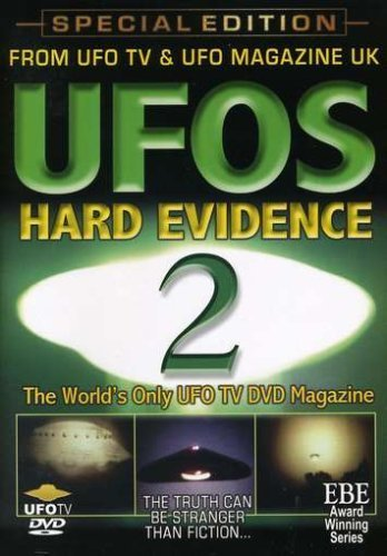 UFOs: Hard Evidence Vol 2, UFOs over Northern England / Area 51 / Meteor Crater / George Adamski Investagation by Assorted Inte