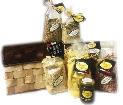 Baule gourmet natale 2018 nonno mario confezione regalo prodotti tipici