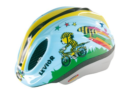 Levior Kinder Fahrradhelm Primo Lizenz, Janosch, 52-58 cm, 45005100