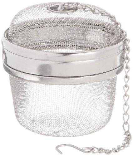 Küchenprofi 1099902806 Tee- / Gewürzkugel 6.3 cm (18 10 Edelstahl Tee-sieb)
