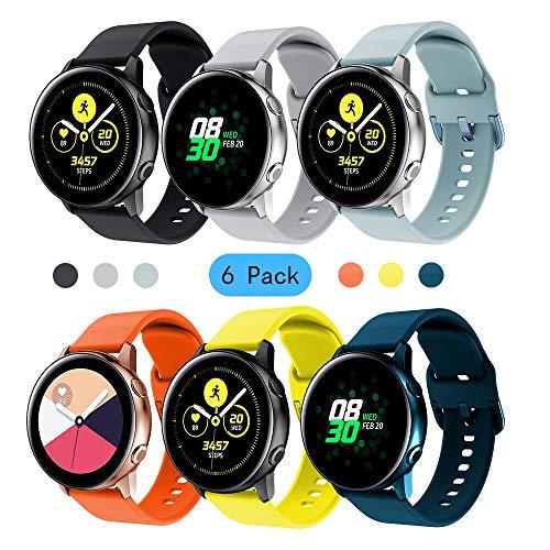 YaYuu Compatible Samsung Galaxy Watch Active 40mm