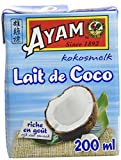 AYAM 01 Lait de Coco - Lot de 6