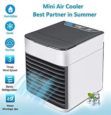 KWLET Air Cooler Evaporative Coolers Mini USB Portable