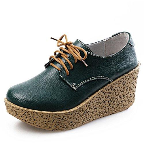 Quartiers de printemps chaussures de loisirs UK/Chaussures thick et soled avec plate-forme /Chaussures plates/Chaussures Casual A