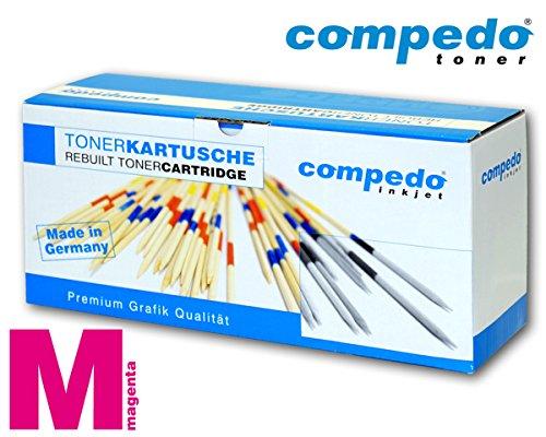 Preisvergleich Produktbild Compedo Premium Toner magenta/rot mit Chip (12.000 Seiten) ersetzt Utax Nr. 6625 11014 und Triumph-Adler Nr. 662511114 für Triumph-Adler 2500Ci und Utax 2500Ci u. a.