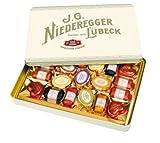 Geschenkidee Schokolade - Niederegger Nostalgiedose Marzipanerie, 1er Pack (1 x 270 g)