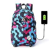 Best Sacs à dos pour ordinateur portable Leaper - Leaper Hommes Femmes Léger Ordinateur Portable avec USB Review