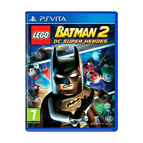 LEGO Batman 2: DC Super Heroes - PlayStation Vita (Ps Vita-lego Batman-spiele)