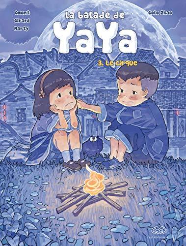 La Balade de Yaya Edition grand format Tome 3