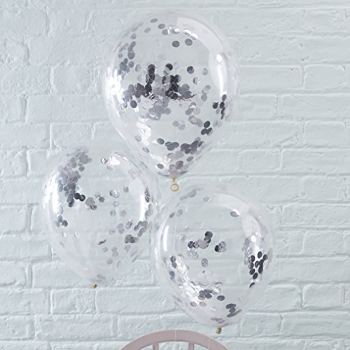 ginger-ray-silber-konfetti-gefullt-klar-party-ballons-x-5-decorations-pick-und-mix