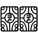 Mini Logo Rigid Riser Pads (Set of two)