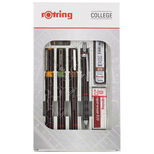 rotring-rapidograph-s0699510-set-de-calligraphie-assortiment