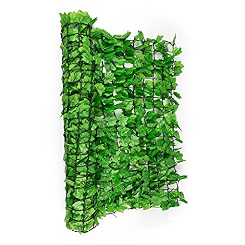Brise Vue Cloture - Blumfeldt Fency Bright Ivy - Clôture brise-vue