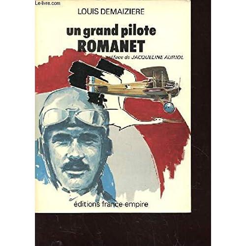 Un grand pilote romanet.