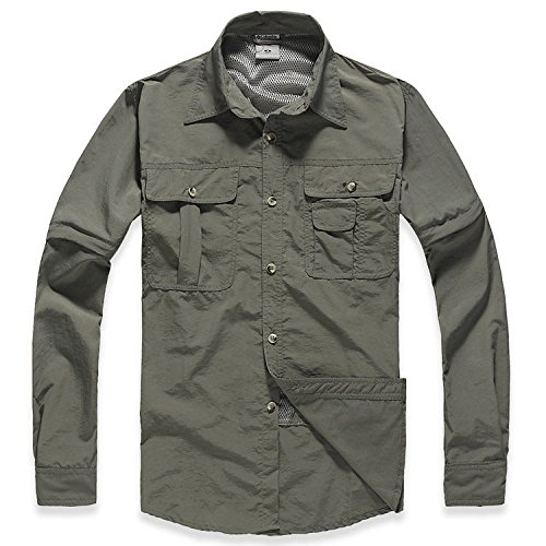 quick-dry-shirt-adiprod-mens-water-repellent-sun-uv-protection-convertible-long-sleeve-hiking-campin