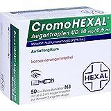 CromoHEXAL Augentropfen UD, 50 St. Ein-Dosis-Behälter