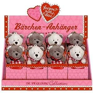 Spiegelburg 50131 Bärchen-Anhänger for you with love, sortiert-1 Stück