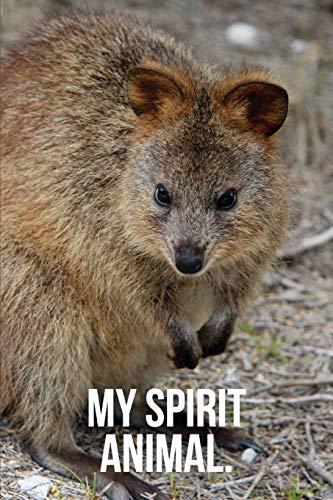 My Spirit Animal: Quokka Journal