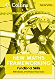 New Maths Frameworking – Functional Skills Teacher's Pack