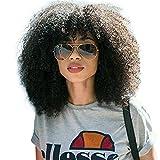 Kurz flauschig Afro Kinky Curly Wig Brazilian Pre gegriffen Full Lace Perücke Echthaar Perücken für schwarz Frauen mit Baby Hair by remeehi