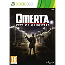 Omerta : city of gangsters [import anglais]