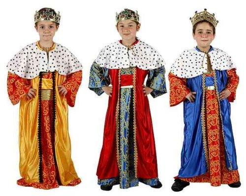 Imagen de atosa  disfraz de rey mago niño t 2
