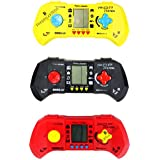 Laxmi Collection (Pack of 3) Hand Video Game for Kids,Return Gifts for Kids Birthday Party (for More Gifts Search for laxmi Collection)