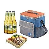 Funkprofi Kühltasche Camping Isoliertasche Kühlkorb Picknicktasche