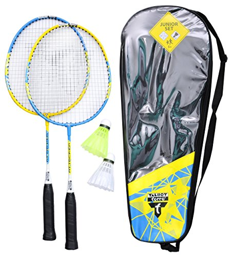 talbot-torro-attacker-junior-thermobag-2017449501-badminton-set-mehrfarbig-m
