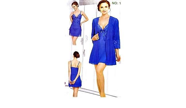 janvi fancy traders Nighty for Women Ladies and Girls Nightwear Net  Babydoll Dress Sleepwear Colour is avlable(Black) 3 Pice  Amazon.in   Clothing   ... ce603050b