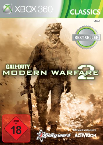 Call of Duty: Modern Warfare 2 (Deutsch) - [Xbox 360] (Cod Modern Warfare 2 Pc)