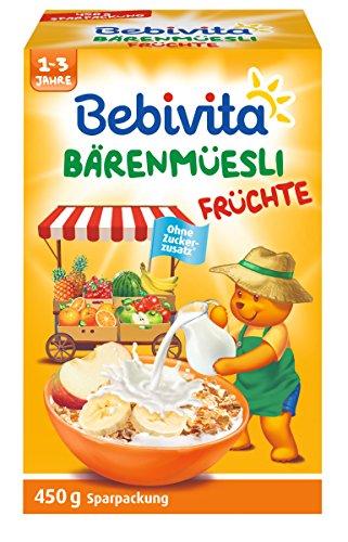 Bebivita Fruechte-Mueesli