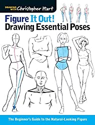Figure It Out! Drawing Essential Poses: The Beginner's Guide to the Natural-Looking Figure (Christopher Hart Figure It Out!) by Christopher Hart (2016-07-19)