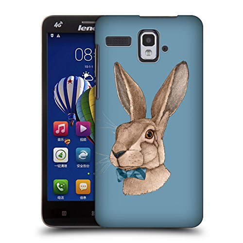 official-barruf-mr-hare-animals-hard-back-case-for-lenovo-a688t