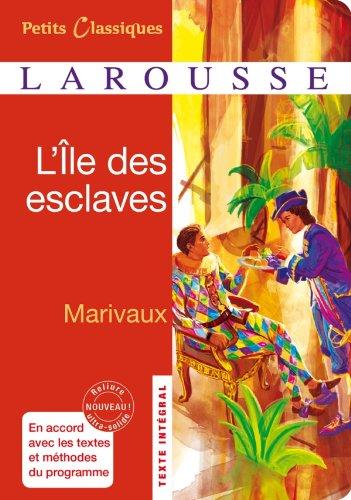 L'île des esclaves par Pierre de Marivaux